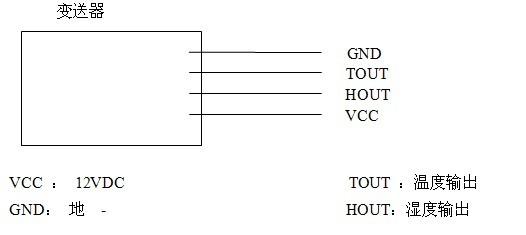 cht-wv02温湿度传感器