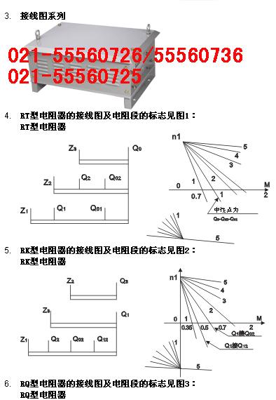 电压至660v的电路中和控制器(屏)