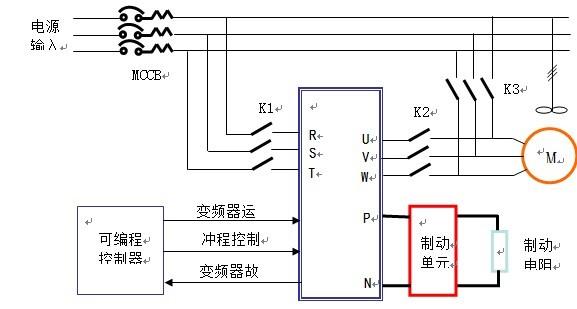 赫茨中频油杆加热系统和磕头机变频改造应用案例