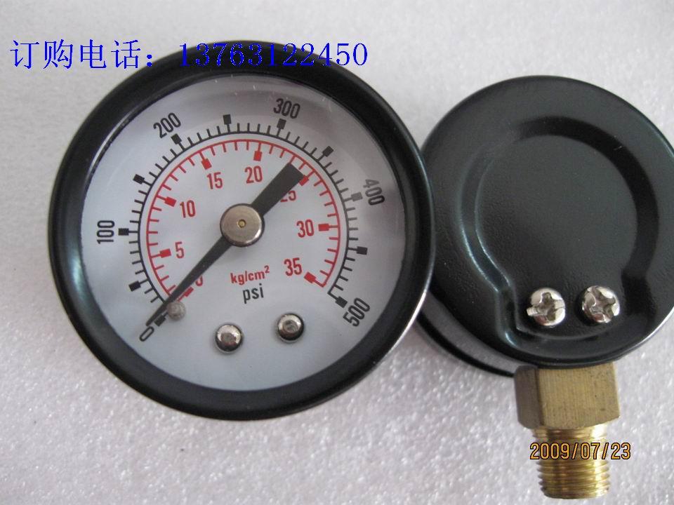 y40系列轴向气压表图片