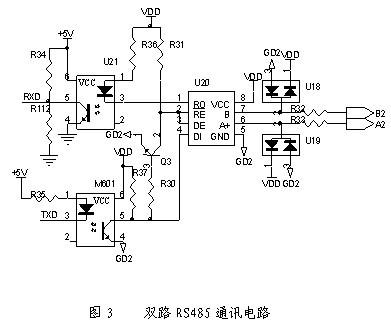 基于atmega128的16路遥控单元设计及应用
