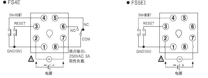fs4e-led数字定时器