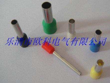 器件 e1508 管型冷压端子e1508  管型冷压端子e1508,e型管e1008,欧式