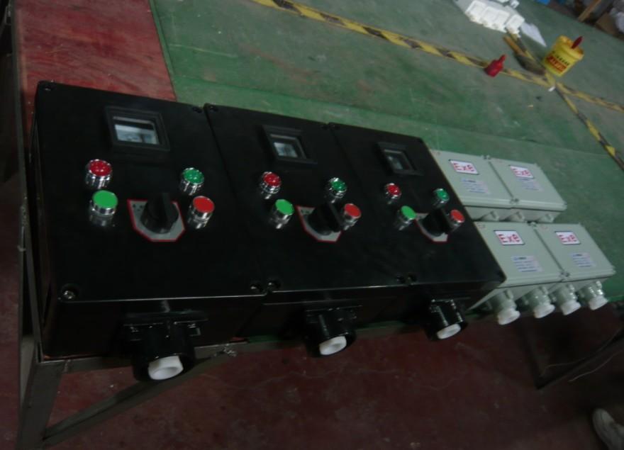 正反转带热继电器带故障灯的接线方法