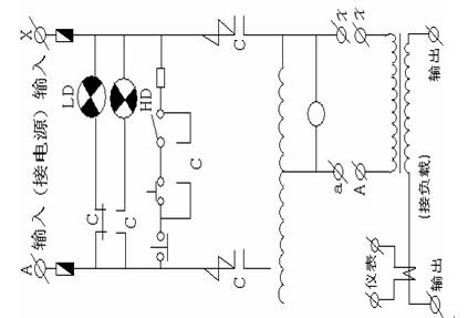 大电流发生器技术特点