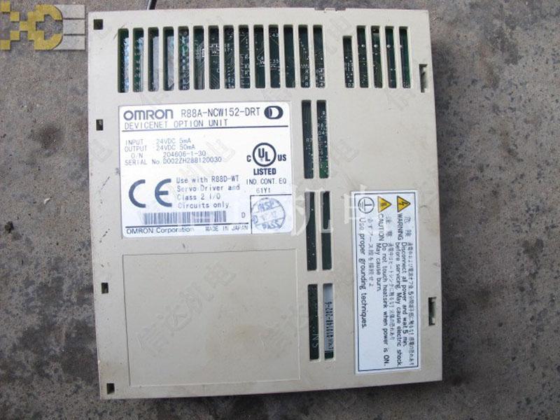 r888a-ncw152-drt-欧姆龙伺服驱动器