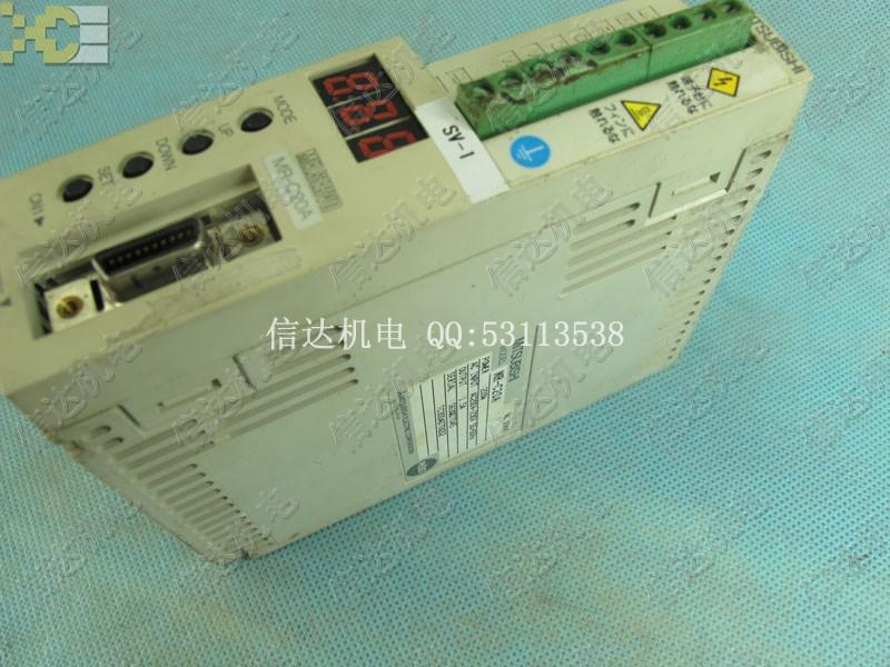 mr-c20a-三菱伺服驱动器