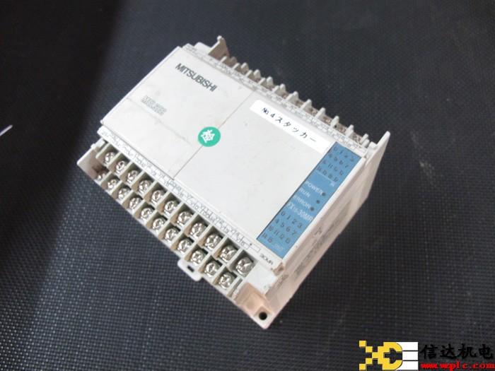 二手三菱plc fx1s-30mr-001
