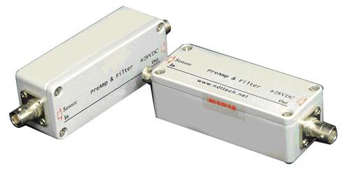 声发射检测仪前置放大器