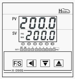 接上相符的漏电开关,将电源开关打开后,可自定温控.
