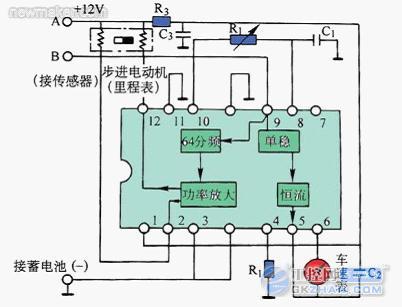 电容式压力传感器主要用于检测负压图片