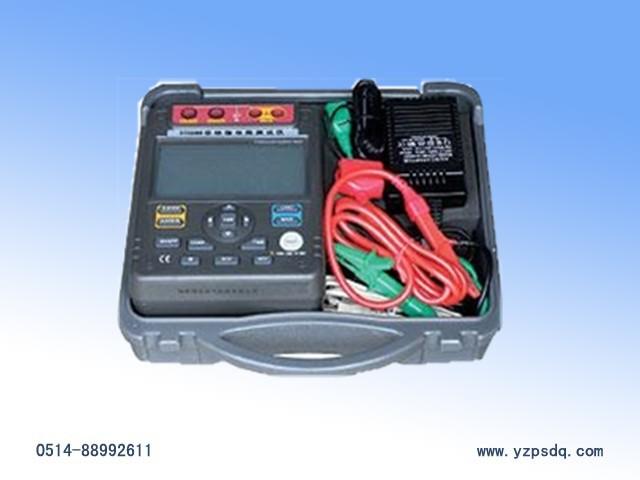 绝缘电阻测试仪使用说明,操作步骤 高压绝缘电 高清图片